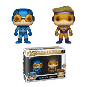 Blue Beetle & Booster Gold – 2 Pack