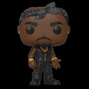 Tupac – Vest with Bandana