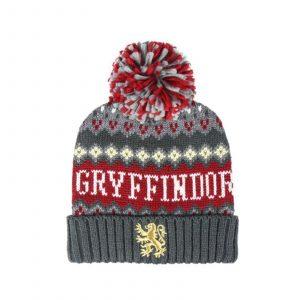 Bonnet tricot «GRYFFONDOR»
