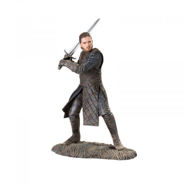 Figurine Jon Snow (battle of the bastards)
