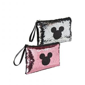 Trousse paillettes « MICKEY MOUSE »