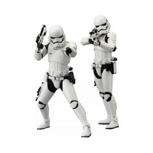 Pack 2 figurines « First Order Trooper »