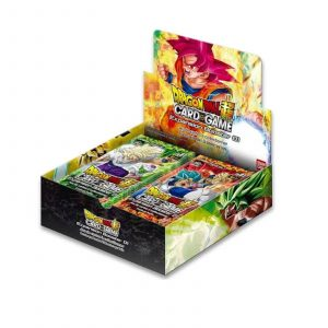 Booster 8 cartes « EXPANSION BOOSTER » 01