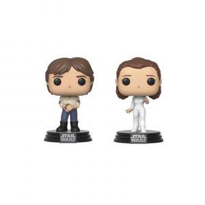 Han & Leia Bi-Pack