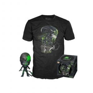 POP & TEE « ALIEN XENOMORPH » – 731
