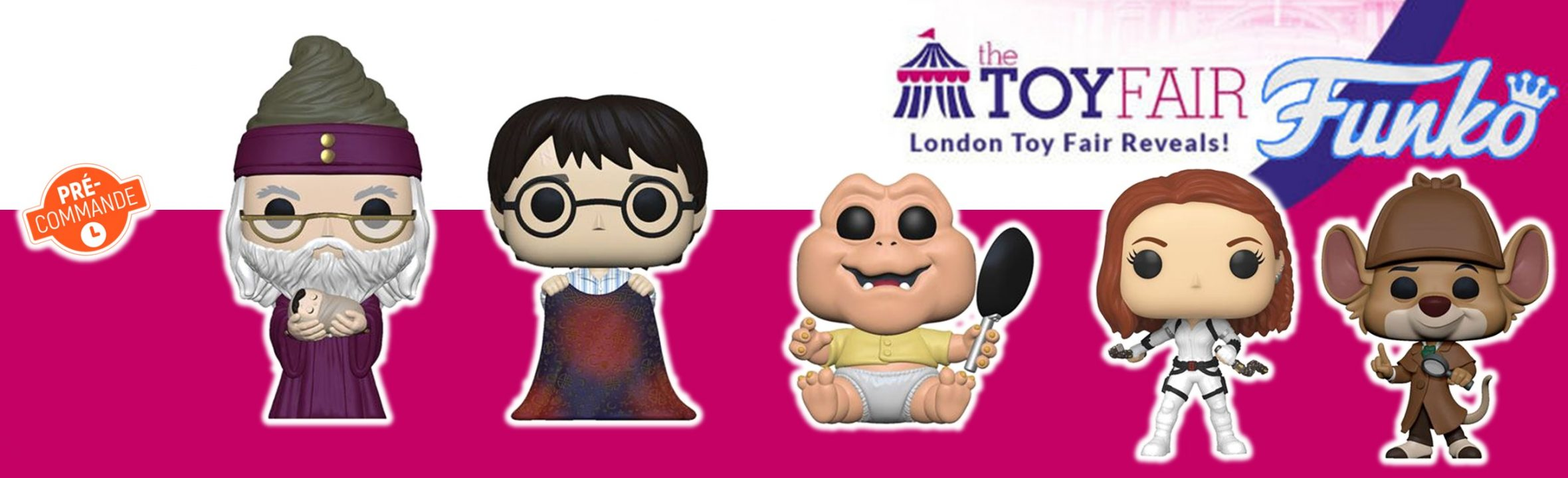 precommande london toy fair funko pop