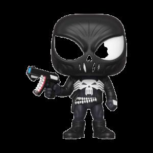 Venomized Punisher