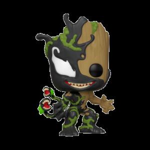 Venomized Baby Groot