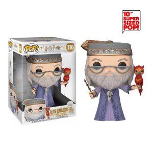 Albus Dumbledore with Fawkes (25cm) – 110
