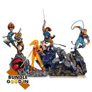 Bundle 5 Figurines «COSMOCATS»