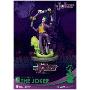 Diorama «THE JOKER»