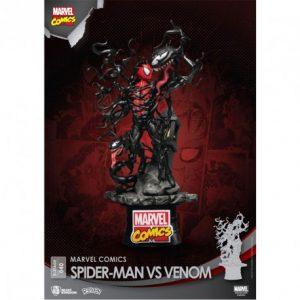 Diorama «SPIDER-MAN vs VENOM»