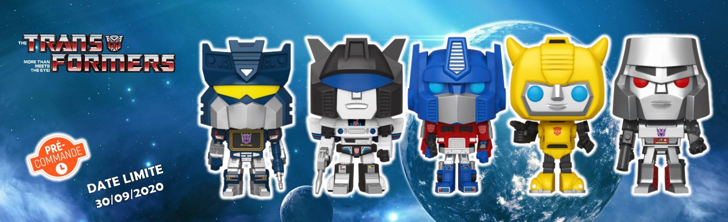 funko pop Transformers retro toys goodin shop