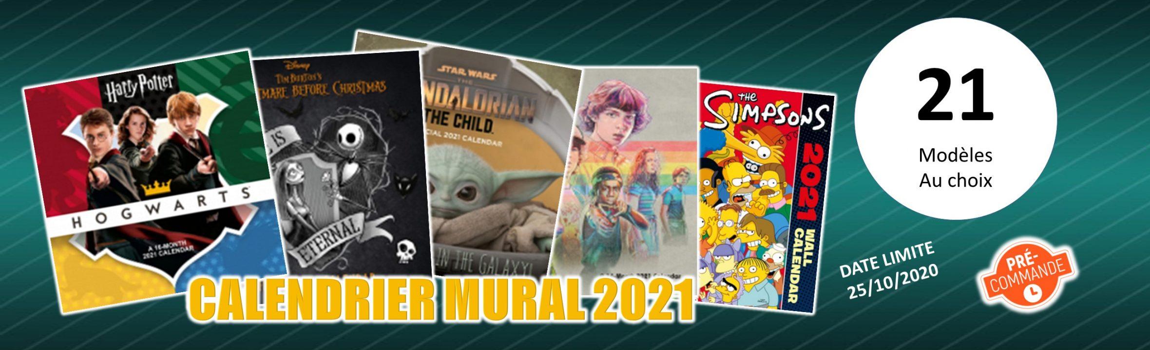 calendrier mural 2021 goodin shop