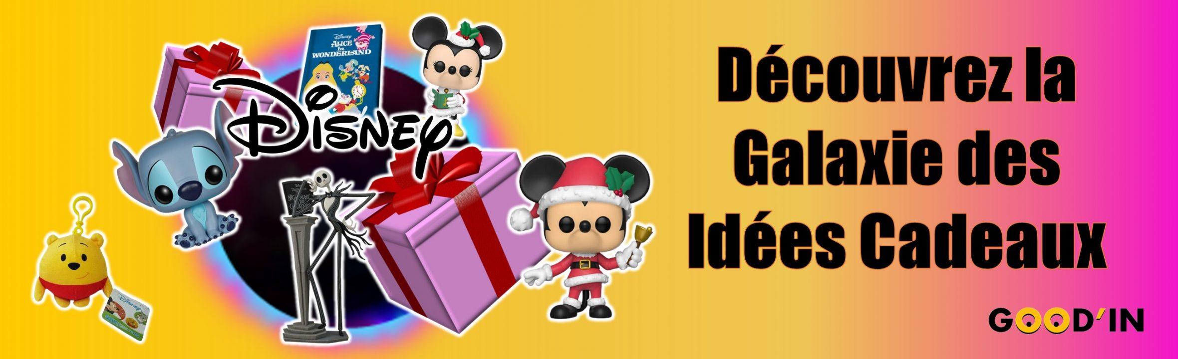 Galaxie des idées cadeaux Disney Goodin shop