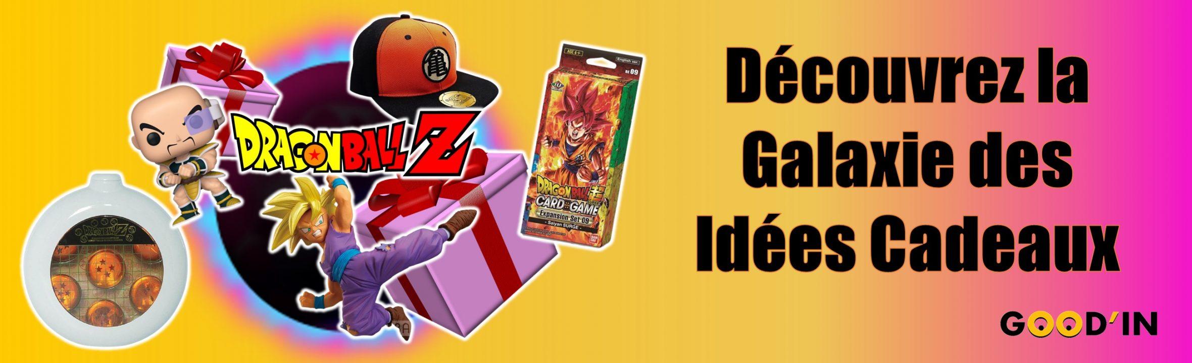 Galaxie des idées cadeaux Dragon ball z Goodin shop