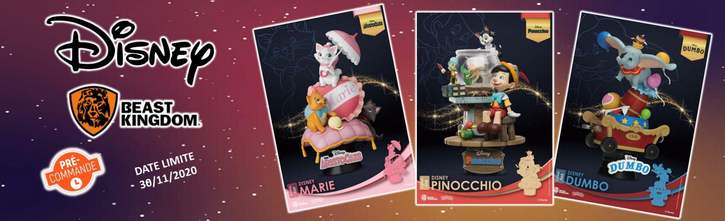 diorama dstage beast kingdom disney classics goodin shop