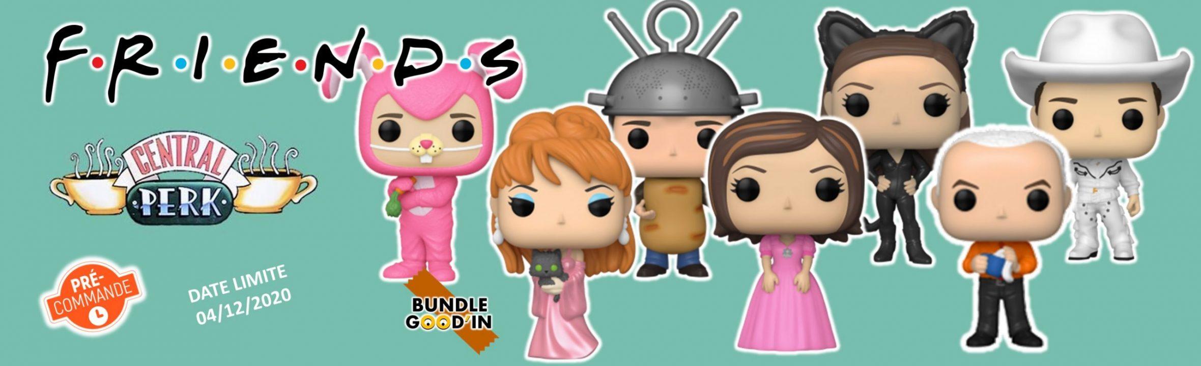 funko pop Friends 2020 goodin shop