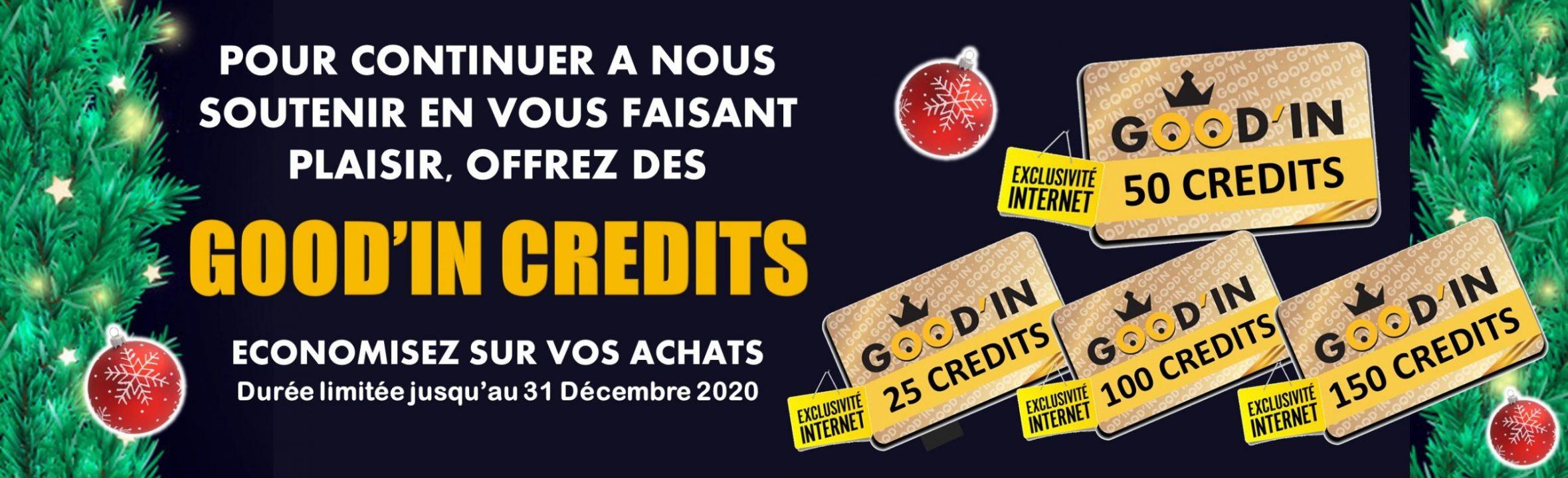 good'in credits decembre noel 2020 goodin shop