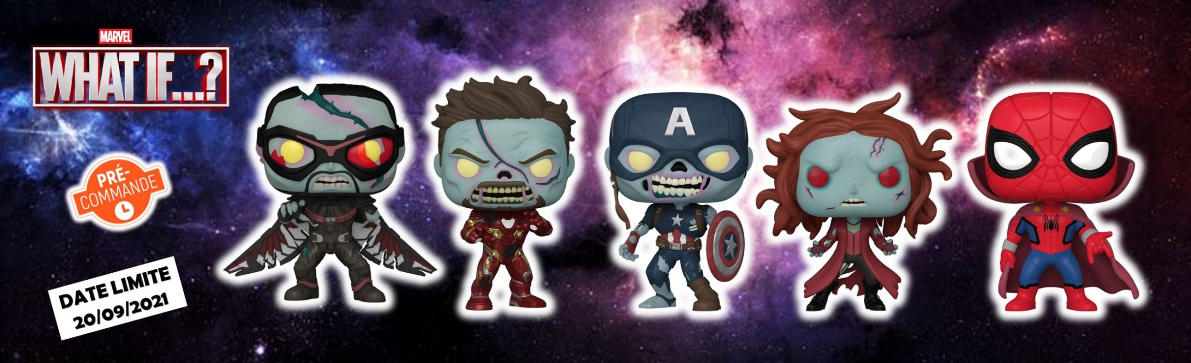 funko pop marvel what if zombies goodin shop
